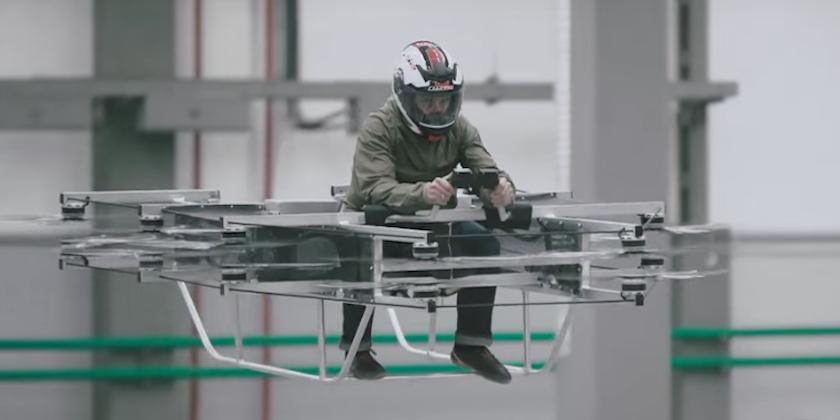 卡拉什尼科夫公司不局限于研发AK-47业务拓展至飞行汽车