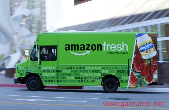 亚马逊正在研发无需冷藏的即食食物存储时间可长达一年