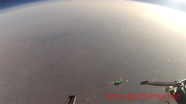 中科院光电研究院测试临近空间无人机紧随美国海军实验室步伐