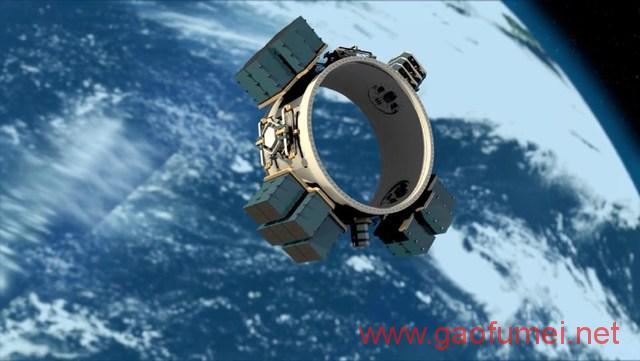 人类第一颗纯艺术卫星众筹获成功屹立太空闪闪发光如钻石