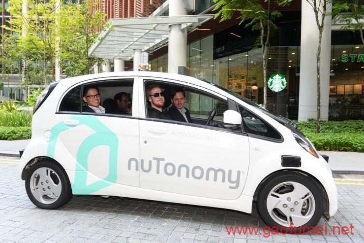 德尔福以4.5亿美元收购nuTonomy无人驾驶行业又添强将