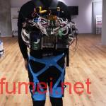 松下发布软体人造外骨骼穿戴者可以自由转身