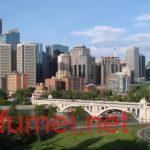 【高清照片】加拿大市中心城市:卡尔加里