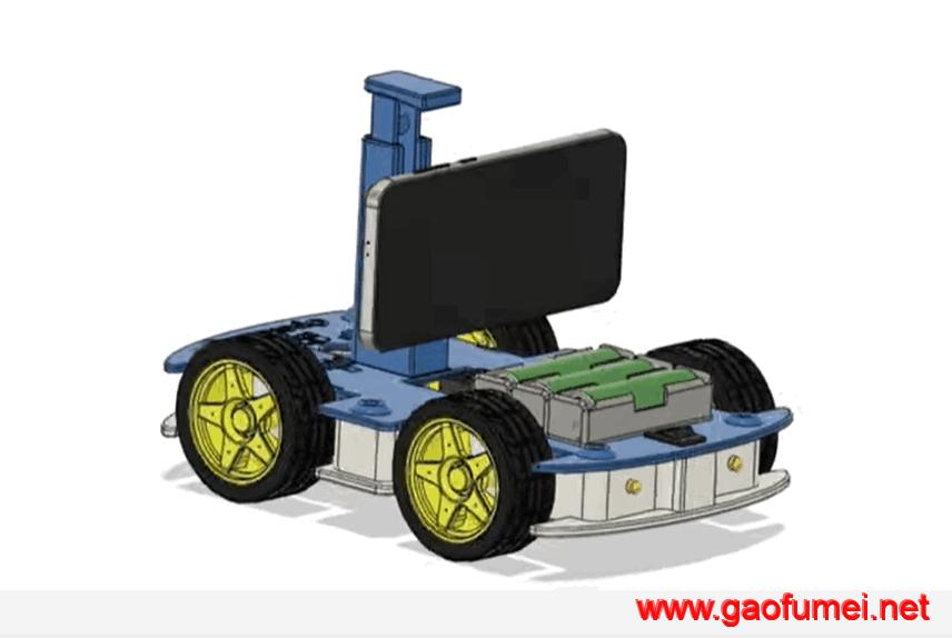 OpenBot:将智能手机变成机器人