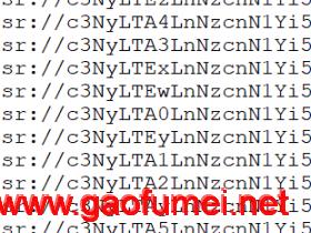 2021.05.04最新网络节点地址分享,开放分享,有什么问题可评论区留言给我。